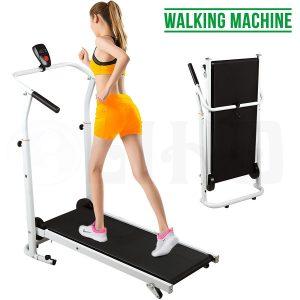 Senrob Folding Manual Treadmill