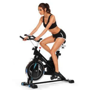 Trbitty Belt Drive Indoor Cycling Bike