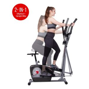 Body Rider BRM3635 Elliptical Trainer and Exercise Bike