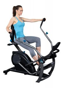 Teeter FreeStep Recumbent Cross Trainer