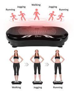 iDeer Vibration Machine Fitness