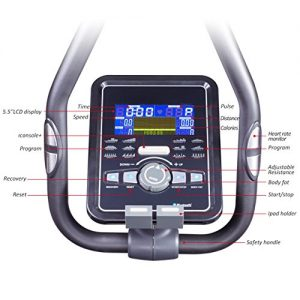 HARISON Elliptical Trainer LCD Display