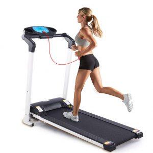 Lontek Compact Electric Treadmill