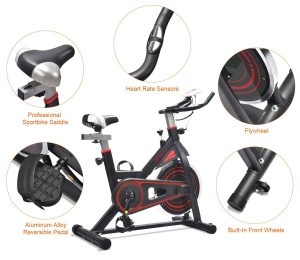 iDeer Indoor Exercise Cycling Bike