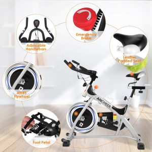Ancheer Simpfree Indoor Cycling Bike