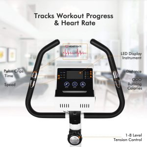 Ancheer Trbitty Upright Bike LCD Panel