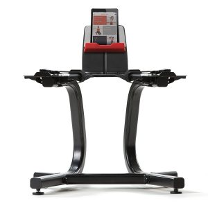 Bowflex SelectTech Dumbbell Stand 100584 with Media Rack