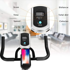 Brinymo Sport Indoor Cycling Bike LED Display