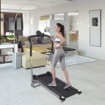 Nexttechnology Electric Mini Treadmill