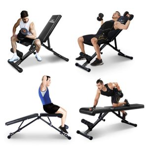 FlyBird Adjustable Utlilty Weight Bench