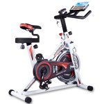 HARISON Pro B1850 Indoor Cycling Bike Smooth Belt Drive