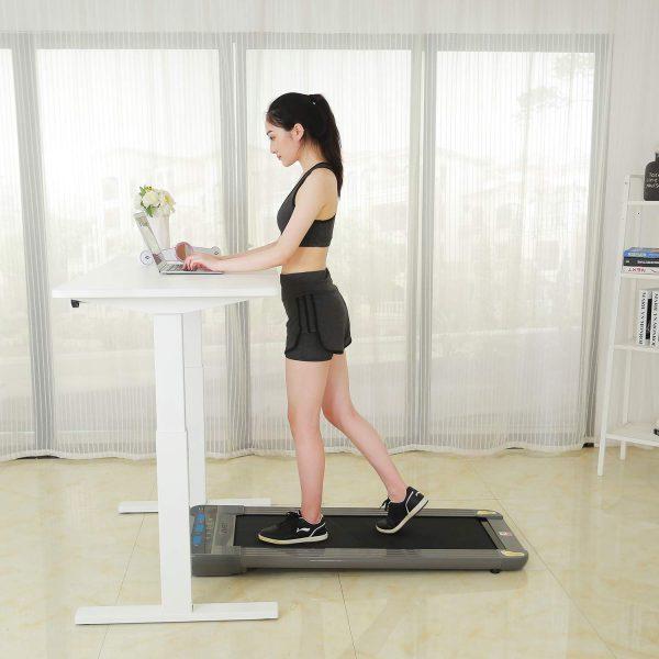 JEMPET Under Desk Walking Treadmill