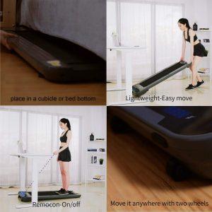 JEMPET Underdesk Treadmill Features