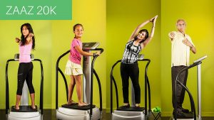 ZAAZ 20K Whole Body Vibration Machine