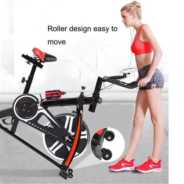 BestMassage Cycling Bike Exercise Bike Pro