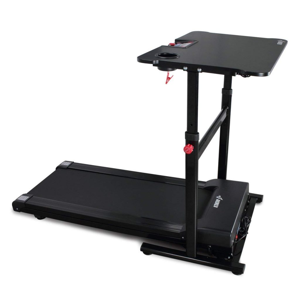 Akonza Electric Standing Walking Treadmill Desk Workstation