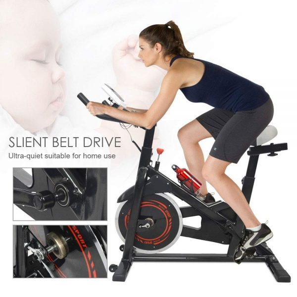 Apelila Spinning Stationary Exercise Bike