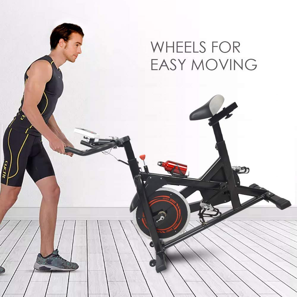 Apelila Stationary Spinning Bike