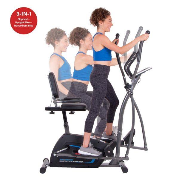 Body Champ BRT1875 Trio-Trainer
