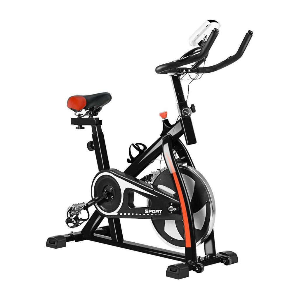 Civigrape Upgraded Indoor Exercise Bike
