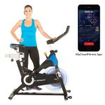 Exerpeutic LX 8.5 Indoor Cycling Exercise Bike