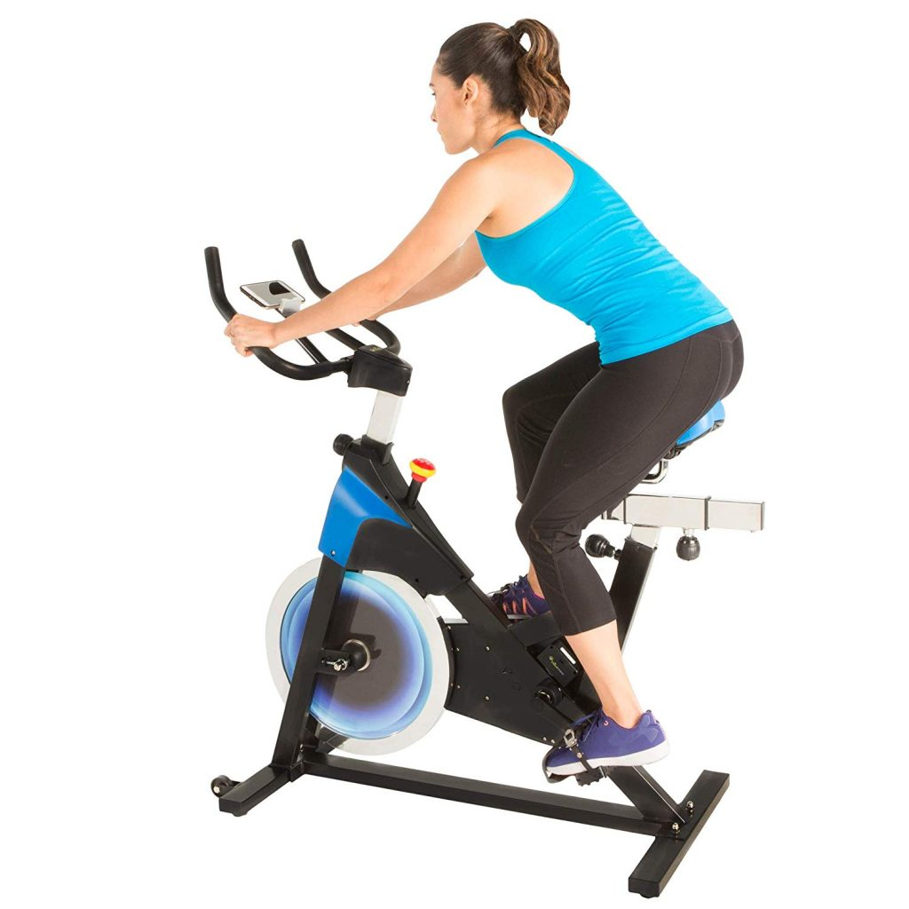 Exerpeutic LX 8.5 Indoor Exercise Bike