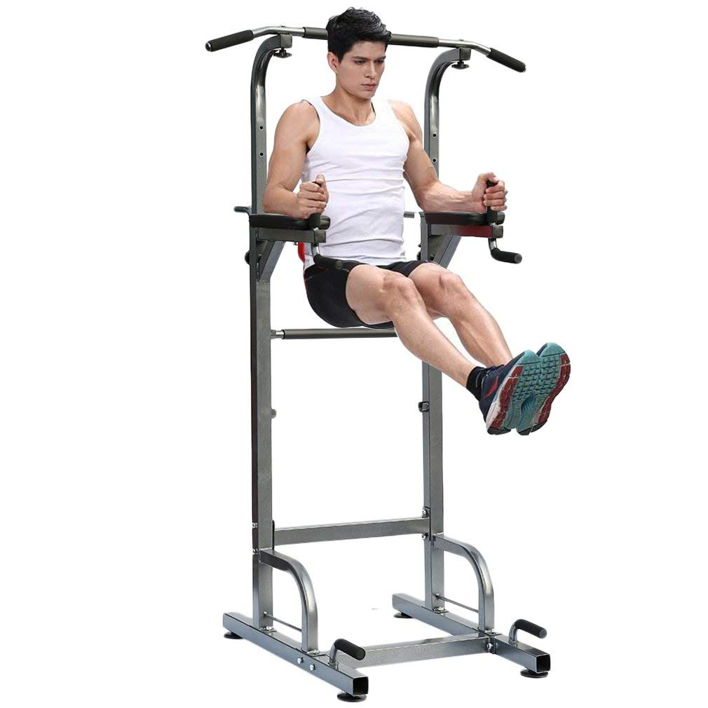 Nexttechnology Power Tower Pull Up Dip Station