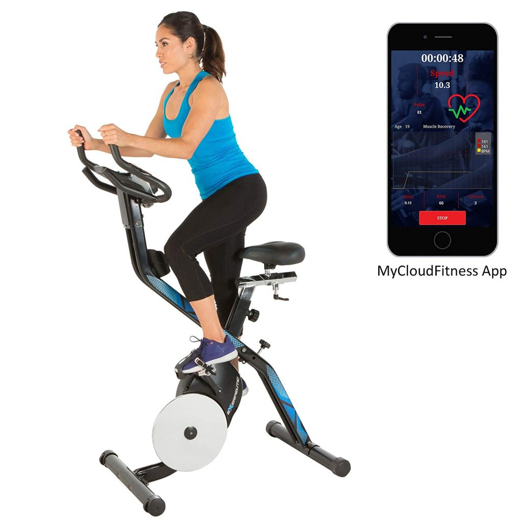 Exerpeutic Lxi 10 Exercise Bike