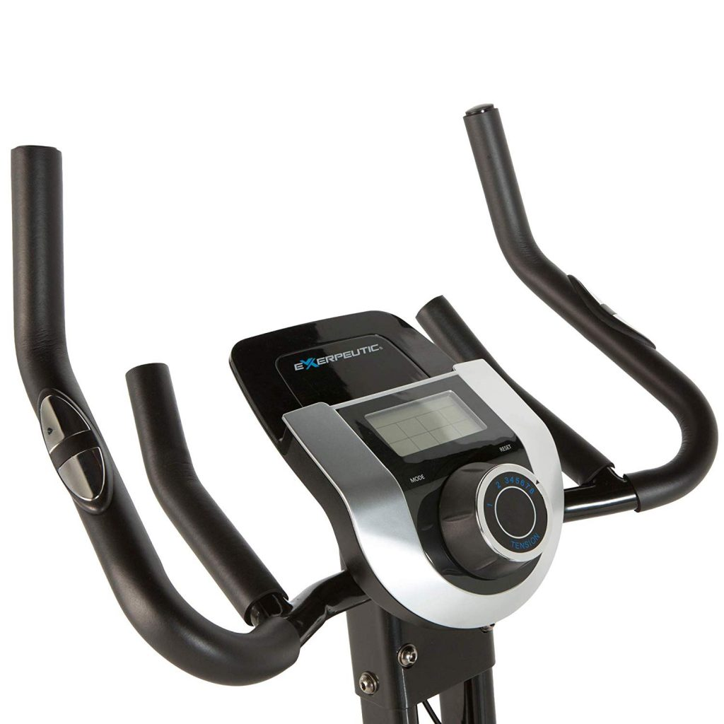 Exerpeutic Lxi 10 Exercise Bike LCD Display