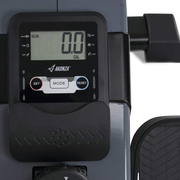 Akonza Foldable Magnetic Rower LCD Display