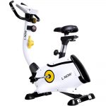 L NOW D808 Upright Bike Magnetic Resistance Exercise Bike