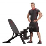 Marcy SB-350 Adjustable 6 Position Utility Bench