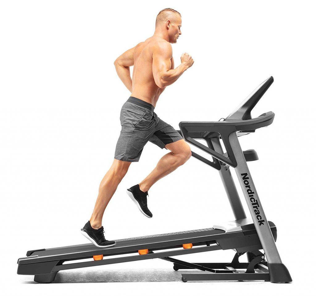 NordicTrack T 7.5 S Modern Treadmill