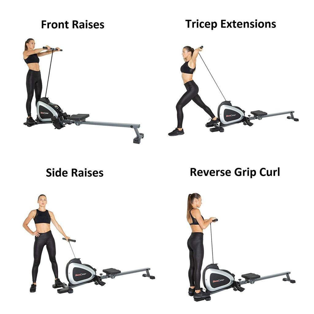 Fitness Reality 1000 Plus Bluetooth Magnetic Rowing