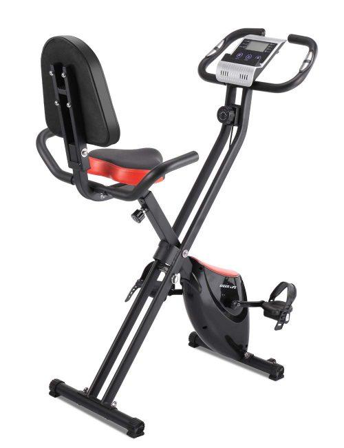 IDEER Foldable Magnetic Exercise Bike