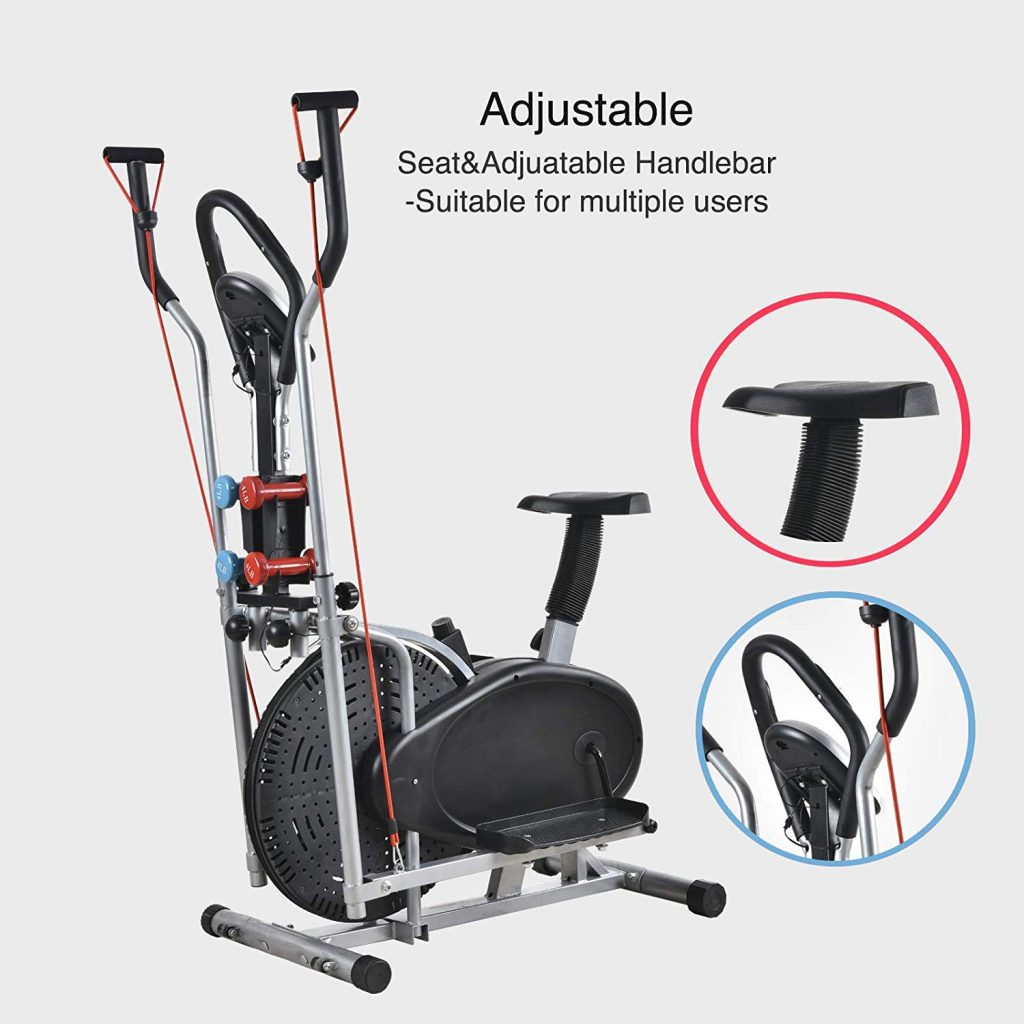 Murtisol Fan Bike Elliptical Machine Bike