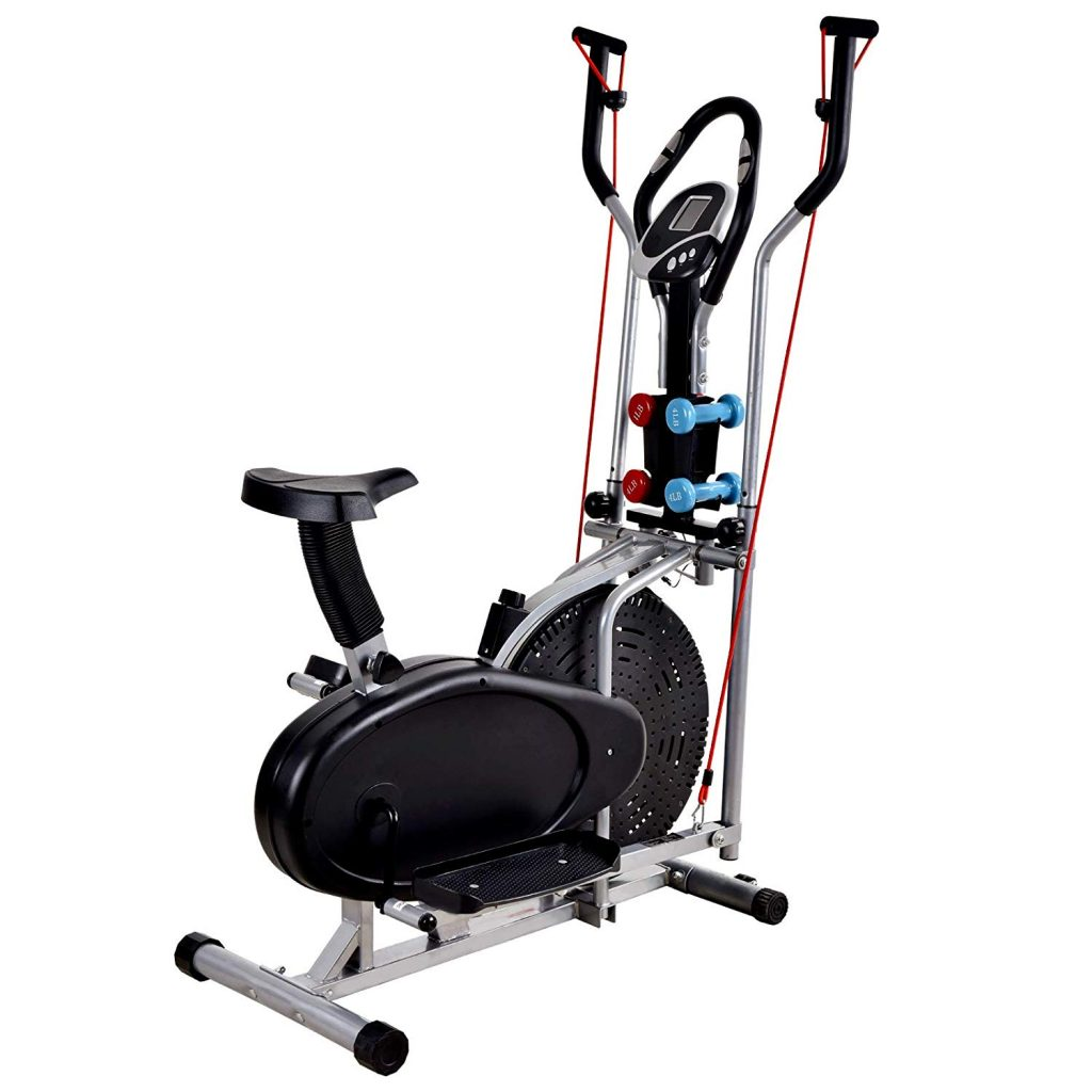 Murtisol Fan Bike Elliptical Machine Exercise Bike