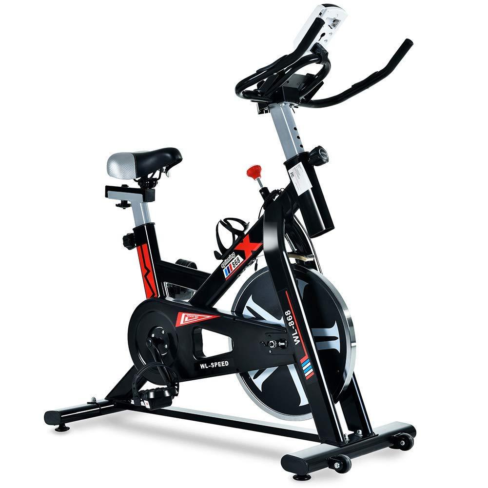 ML-SPEED Silent Belt Driven Exercise Bike