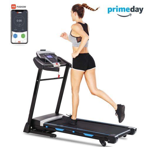 ANCHEER 3.25HP Electric Folding Treadmill