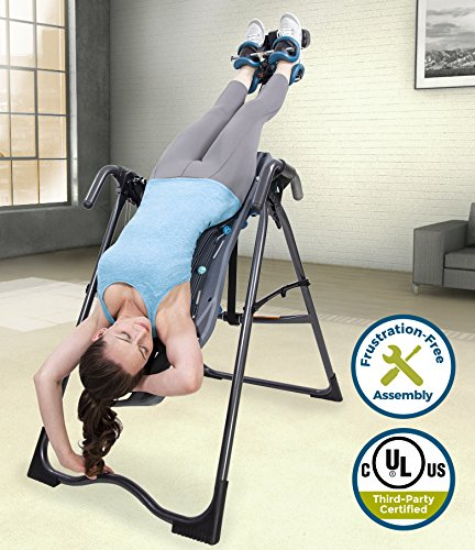 Teeter FitSpine X-Series Inversion Table X1 X2 X3