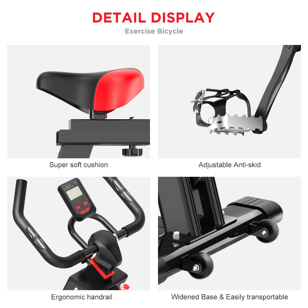 dripex studio bike features