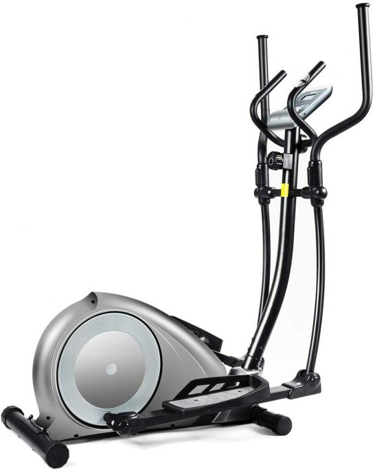 GOPLUS Portable Magnetic Elliptical Trainer