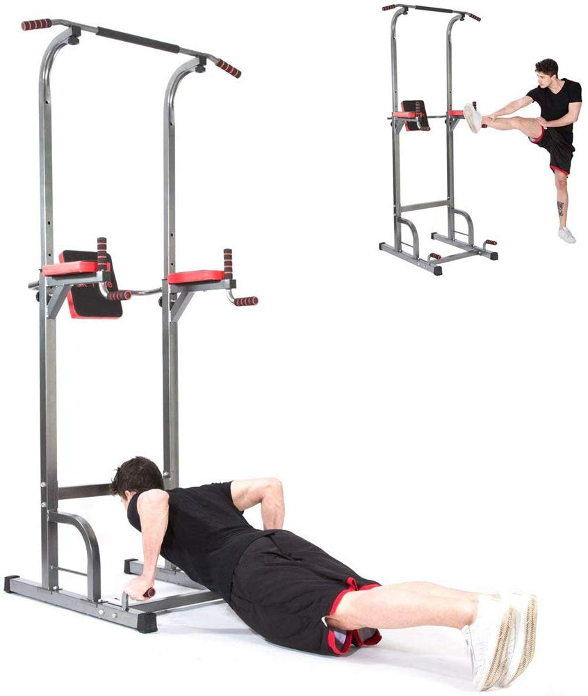 Lx Free Power Tower Multi-Functional Home Gym Adjustable