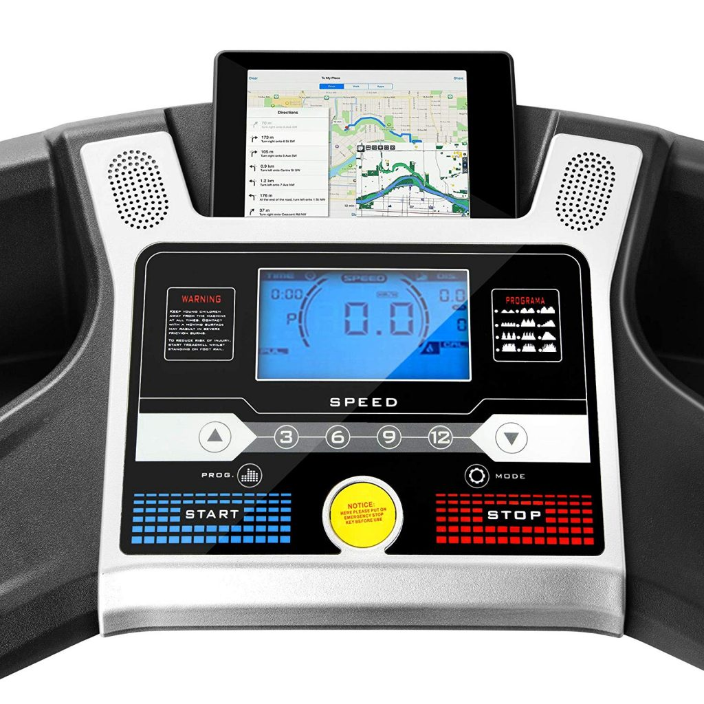 Oootori Folding Treadmill LCD Display Panel