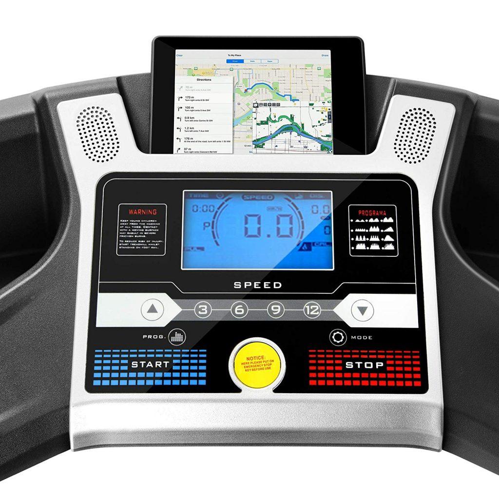 Oootori Folding Treadmill LCD Display Panel