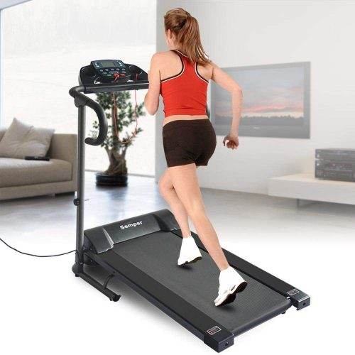 Semper Folding Electric Motorized Treadmill