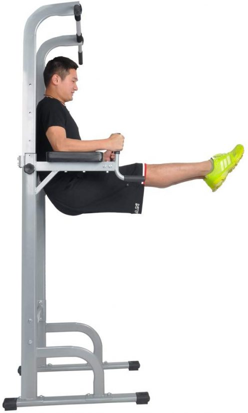 ZENOVA Classic Power Tower Workout Station