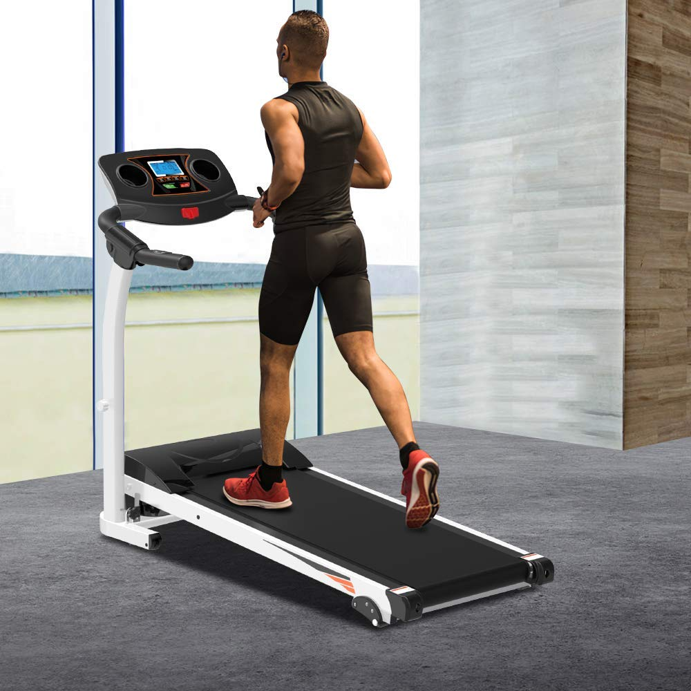 Cungon Online Folding Electric Motorized Treadmill