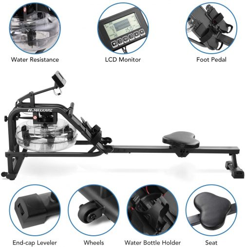 MaxKare Water Rower Parts