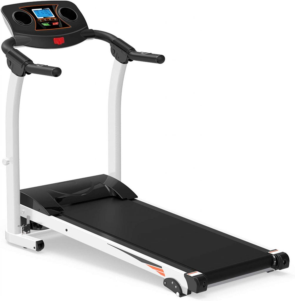 Rhomtree Folding Electric Treadmill